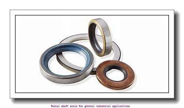 skf 80X110X10 CRW1 R Radial shaft seals for general industrial applications
