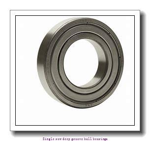 40 mm x 68 mm x 15 mm  NTN 6008ZZC3/5K Single row deep groove ball bearings