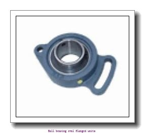 skf UCFL 212 Ball bearing oval flanged units