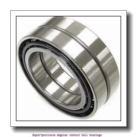 70 mm x 100 mm x 16 mm  skf 71914 CD/P4AH1 Super-precision Angular contact ball bearings