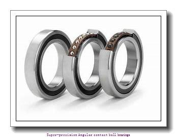 75 mm x 105 mm x 16 mm  skf 71915 CB/P4A Super-precision Angular contact ball bearings