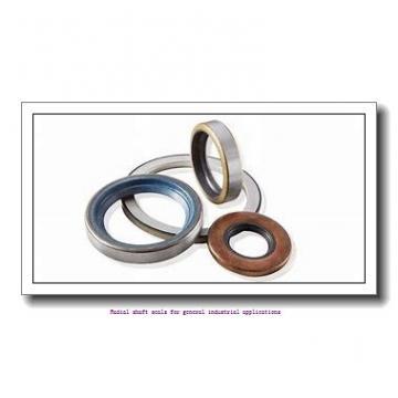 skf 55X72X8 HMSA10 RG Radial shaft seals for general industrial applications