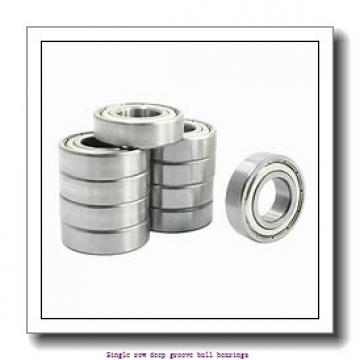 45 mm x 75 mm x 16 mm  SNR 6009.NR Single row deep groove ball bearings