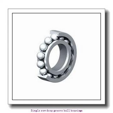 50 mm x 80 mm x 16 mm  SNR 6010.NR.ZZ Single row deep groove ball bearings