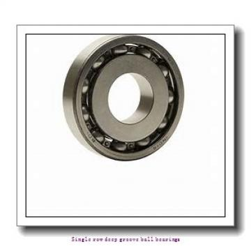 50 mm x 80 mm x 16 mm  NTN 6010LLU/3ASQT Single row deep groove ball bearings