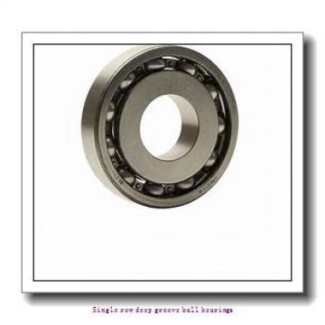 55 mm x 90 mm x 18 mm  NTN 6011LLUNR/2AS Single row deep groove ball bearings