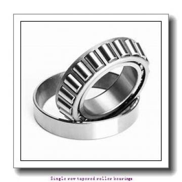 60,325 mm x 112,712 mm x 30,048 mm  NTN 4T-3980/3920 Single row tapered roller bearings