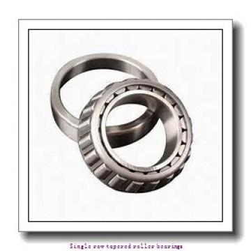 NTN 4T-342A Single row tapered roller bearings