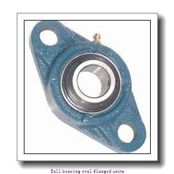 skf PFT 30 WF Ball bearing oval flanged units