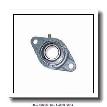 skf UCFL 211 Ball bearing oval flanged units
