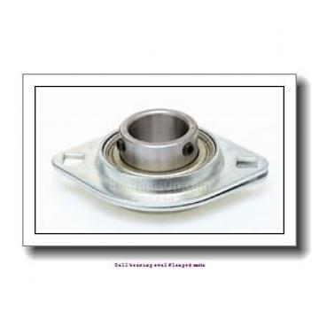 skf F2B 115-TF Ball bearing oval flanged units