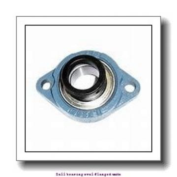 skf FYTB 1.1/2 TF Ball bearing oval flanged units