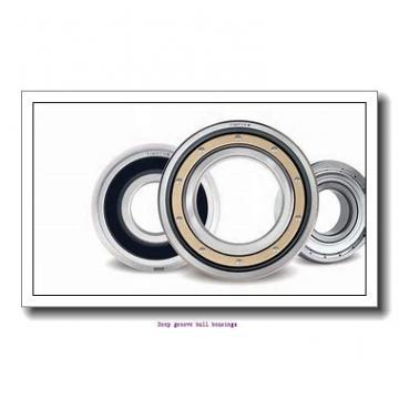 50 mm x 80 mm x 16 mm  skf 6010 NR Deep groove ball bearings