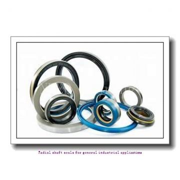 skf 6126 Radial shaft seals for general industrial applications