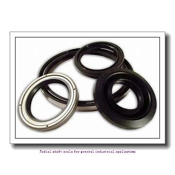 skf 100X130X12 HMS5 V Radial shaft seals for general industrial applications