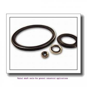 skf 35X80X12 HMS5 RG Radial shaft seals for general industrial applications