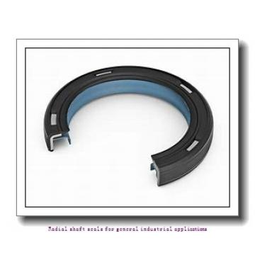 skf 75X130X12 HMSA10 V Radial shaft seals for general industrial applications