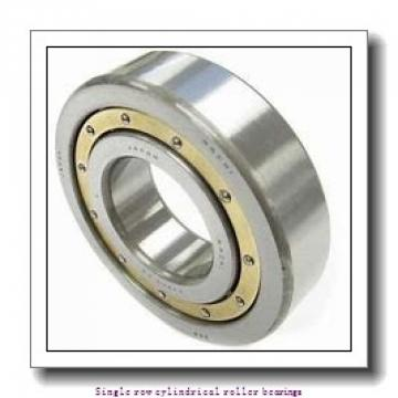 100 mm x 215 mm x 73 mm  NTN NUP2320G1C3 Single row cylindrical roller bearings