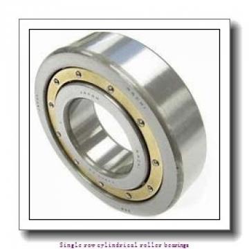 55 mm x 100 mm x 21 mm  NTN NUP211ET2NR Single row cylindrical roller bearings