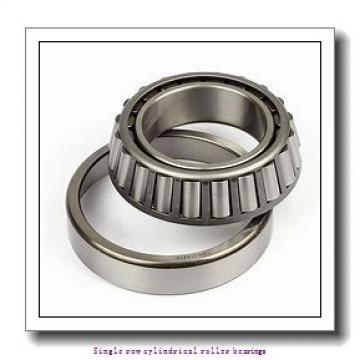 90 mm x 160 mm x 30 mm  NTN NUP218U Single row cylindrical roller bearings