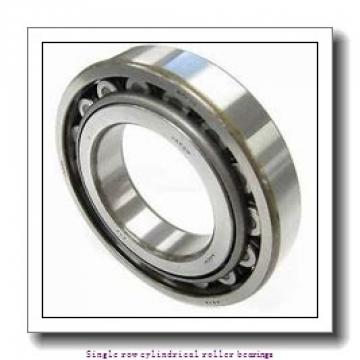50 mm x 110 mm x 27 mm  NTN NUP310U Single row cylindrical roller bearings