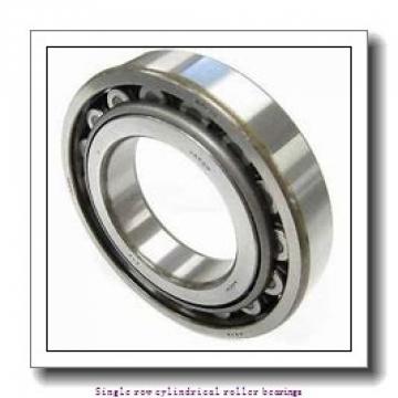 50 mm x 110 mm x 40 mm  NTN NUP2310G1C3 Single row cylindrical roller bearings