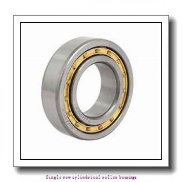 30 mm x 72 mm x 27 mm  NTN NUP2306ET2XC3U Single row cylindrical roller bearings