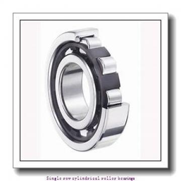 85 mm x 150 mm x 28 mm  NTN NUP217EG1C4U Single row cylindrical roller bearings