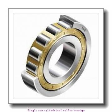 30 mm x 72 mm x 27 mm  NTN NUP2306E Single row cylindrical roller bearings