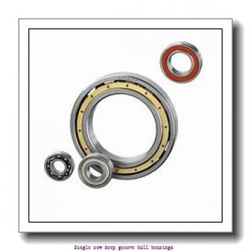 60 mm x 95 mm x 18 mm  SNR 6012Z Single row deep groove ball bearings