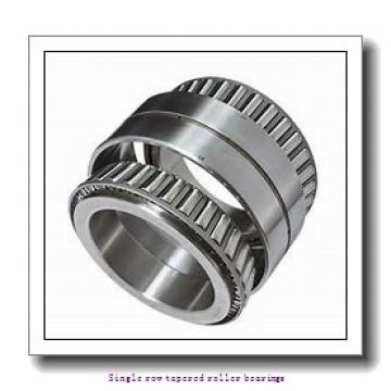 63.5 mm x 110 mm x 22 mm  NTN 4T-390A/394AS Single row tapered roller bearings