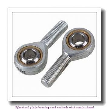 skf SAL 35 ES-2RS Spherical plain bearings and rod ends with a male thread