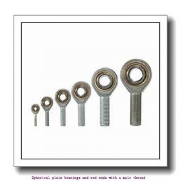 skf SAKAC 6 M Spherical plain bearings and rod ends with a male thread