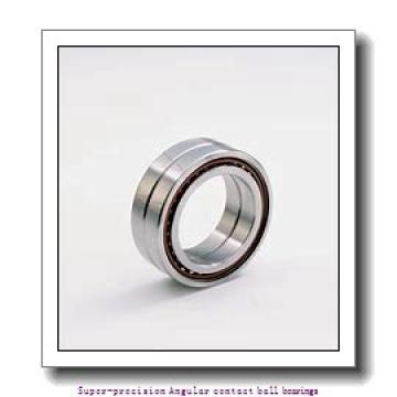 17 mm x 30 mm x 7 mm  skf 71903 CE/P4A Super-precision Angular contact ball bearings