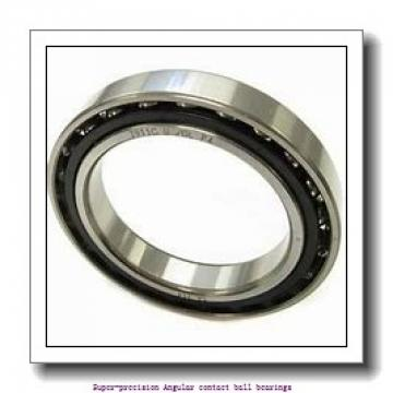 60 mm x 95 mm x 18 mm  skf 7012 CB/HCP4AL Super-precision Angular contact ball bearings