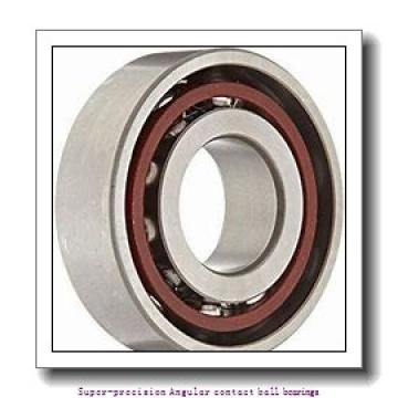 25 mm x 52 mm x 15 mm  skf S7205 ACD/P4A Super-precision Angular contact ball bearings