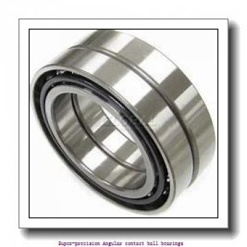 10 mm x 22 mm x 6 mm  skf 71900 ACD/HCP4A Super-precision Angular contact ball bearings