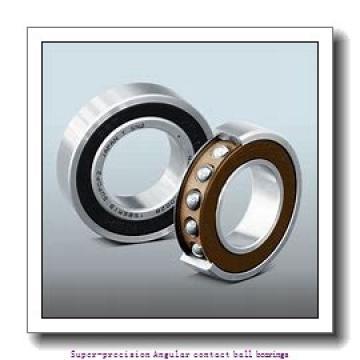 55 mm x 90 mm x 18 mm  skf S7011 CD/P4A Super-precision Angular contact ball bearings