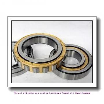 NTN 81112T2 Thrust cylindrical roller bearings-Complete thrust bearing