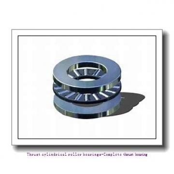 NTN 89306 Thrust cylindrical roller bearings-Complete thrust bearing