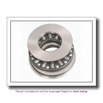 NTN 89317 Thrust cylindrical roller bearings-Complete thrust bearing