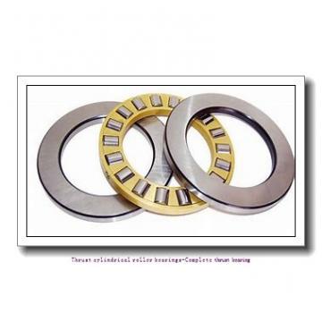 NTN 81220 Thrust cylindrical roller bearings-Complete thrust bearing