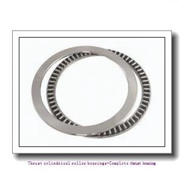 NTN 81209T2 Thrust cylindrical roller bearings-Complete thrust bearing