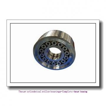 NTN 81216T2P5 Thrust cylindrical roller bearings-Complete thrust bearing