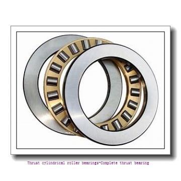 NTN 81128 Thrust cylindrical roller bearings-Complete thrust bearing