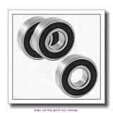 60 mm x 95 mm x 18 mm  NTN 6012ZZ/2A Single row deep groove ball bearings